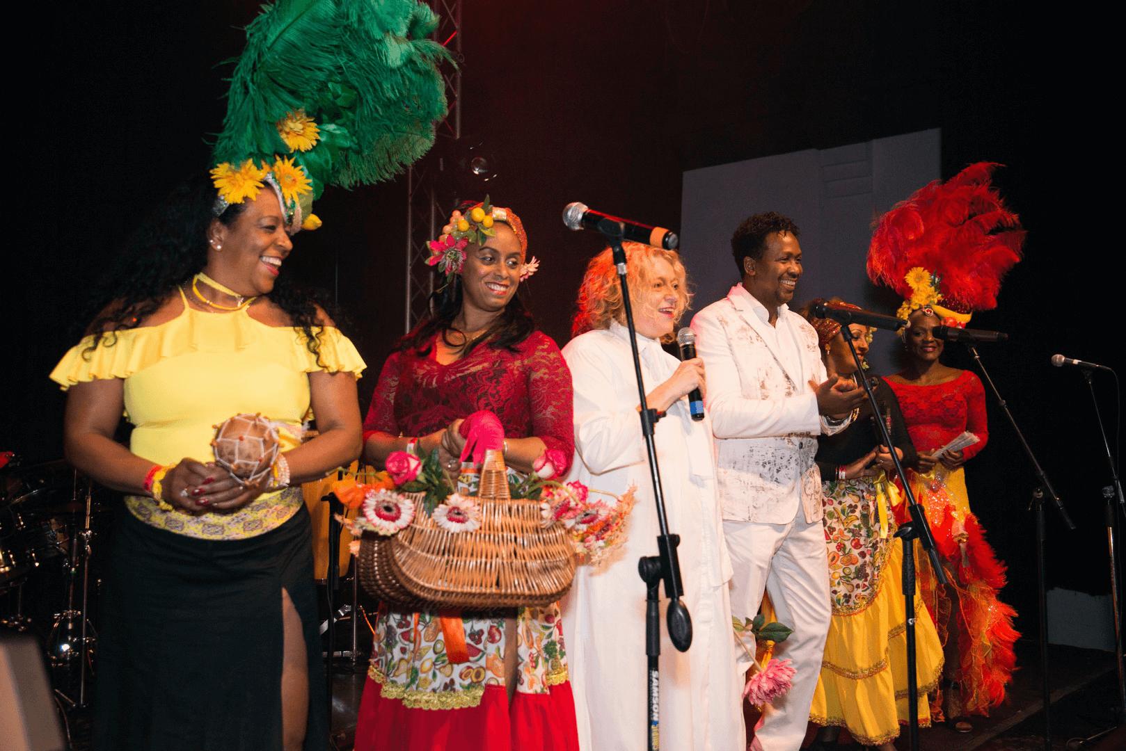Concert Cuba aan de Maas