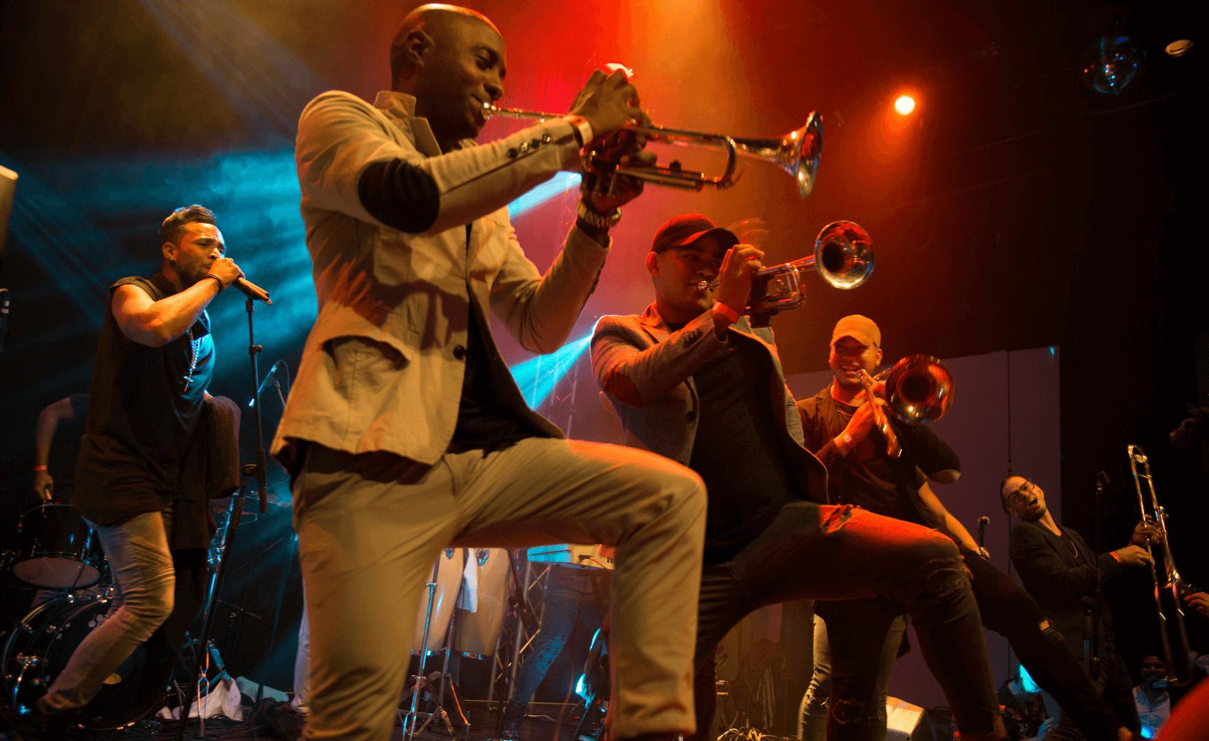 Concert Maykel Blanco y su Salsa Mayor
