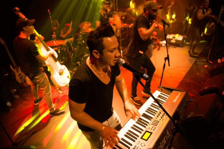 concert Maikel Blanco Cuba aan de Maas