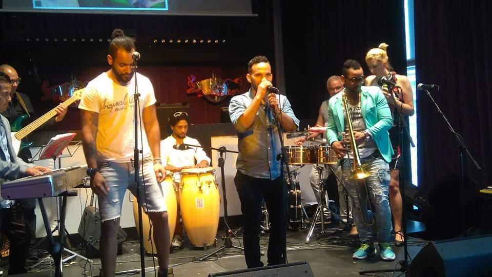 Próximo concierto de Cuba aan de Maas